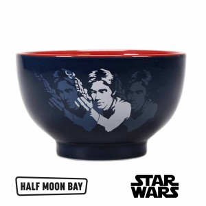 BOWLSW17 Bowl Boxed - Star Wars Han Solo