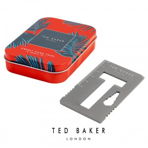 TED611 Ted Baker credit card tool