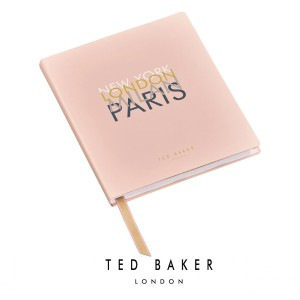 TED529 Ted Baker Travel Journal and planner
