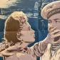 Винтидж плакат на съветски филм | Сянка до кея 2