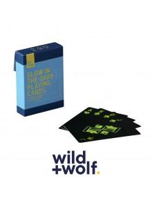 Светещи карти за игра WAW012