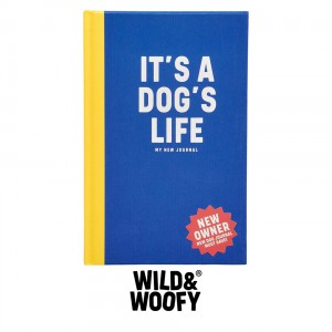 WOF025 New dog journal