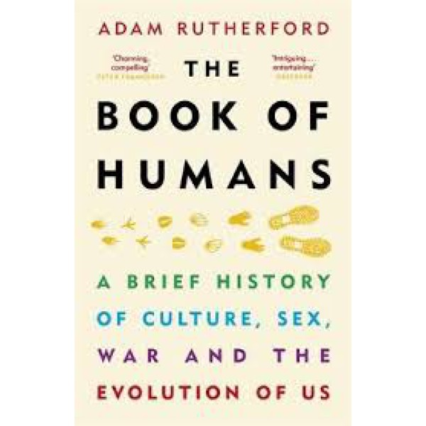 Adam Rutherford - The Book of Humans 1