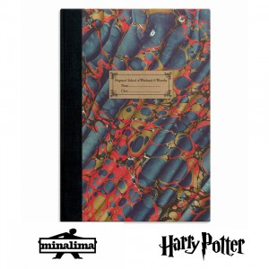 Authentic Replica of Hermione Granger's Hogwarts Exercise Book