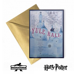 HPCARD58X Yule Ball - Harry Potter