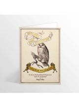 Картичка Хари Потър Eeylops Owl Emporium