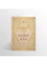 Картичка История на Магията Хари Потър
