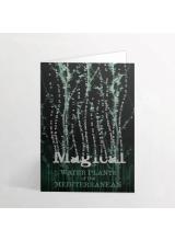 Картичка Magical Water Plants of the Mediterranean Хари Потър