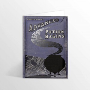 Advanced Potion-Making Edition II Foiled Card