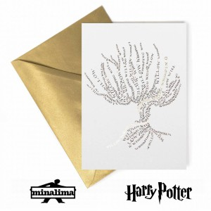 HPCARD38 Harry Potter Giftcard - The Whomping Willow