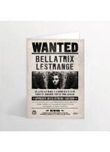Лентикулярна Картичка Белатрикс Лестранж - Търси Се