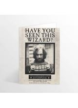 Лентикулярна Картичка Виждали ли сте Този Магьосник