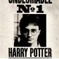 """Лентикулярна картичка """"Хари Потър нежелан No.1""""  2"""