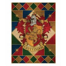 Постер Гербът на Дома Грифиндор Хари Потър