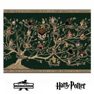 The Black Family Tapestry Poster Harry Potter