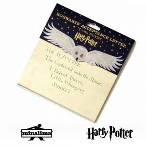 HPST01 Harry Potter - Acceptance Letter Wall Sticker стикер