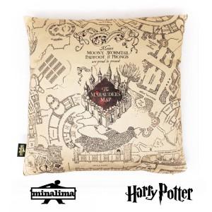 HPCC02 Harry Potter Cushion - Marauders Map