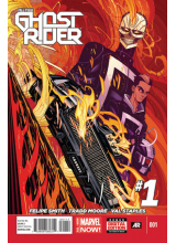 Комикс 2014-05 All New Ghost Rider 1