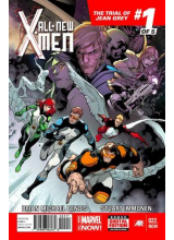 Комикс 2014-03 All New X-Men 22