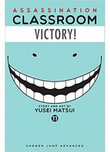 Манга | Assassination Classroom vol.11
