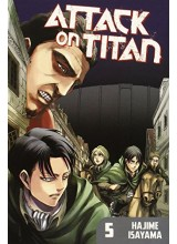 Манга | Attack On Titan vol.05