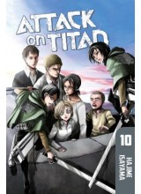 Манга | Attack On Titan vol.10