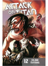 Манга | Attack on Titan vol.12