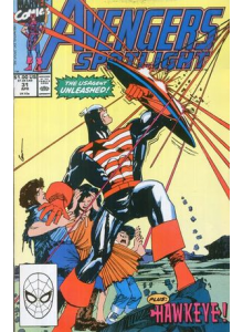 Comics 1990-04 Avengers Spotlight 31