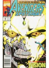 Комикс 1991-01 Avengers Spotlight 40