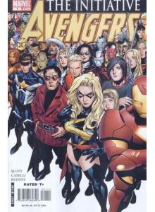 Comics 2007-06 Avengers The Initiative 1