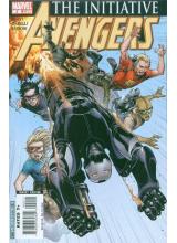 Комикс 2007-07 Avengers The Initiative 2