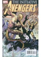 Комикс 2007-08 Avengers The Initiative 3