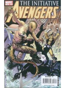 Comics 2007-08 Avengers The Initiative 3