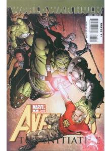 Comics 2007-09 Avengers The Initiative 4