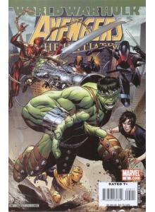 Comics 2007-10 Avengers The Initiative 5