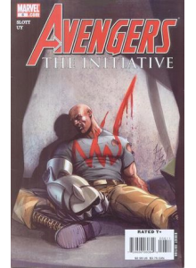 Comics 2007-11 Avengers The Initiative 6