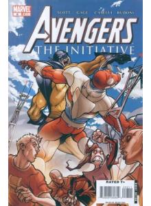 Comics 2008-02 Avengers The Initiative 8