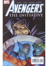 Комикс 2008-03 Avengers The Initiative 9