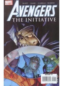 Comics 2008-03 Avengers The Initiative 9