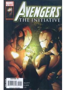Comics 2008-06 Avengers The Initiative 12