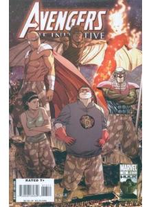 Comics 2008-07 Avengers The Initiative 13