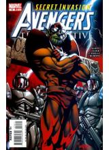 Комикс 2008-08 Avengers The Initiative 14