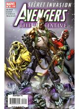 Комикс 2008-10 Avengers The Initiative 16