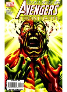 Comics 2009-01 Avengers The Initiative 19