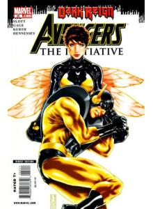 Comics 2009-02 Avengers The Initiative 20