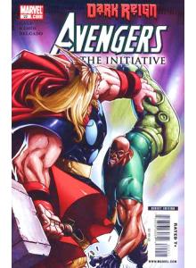 Comics 2009-04 Avengers The Initiative 22