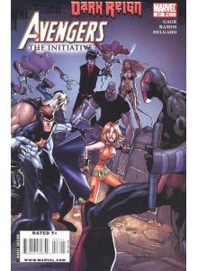 Comics 2009-06 Avengers The Initiative 23