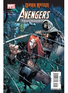 Comics 2009-07 Avengers The Initiative 24