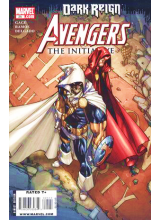 Комикс 2009-08 Avengers The Initiative 25