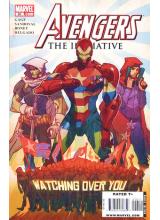 Комикс 2009-09 Avengers The Initiative 26